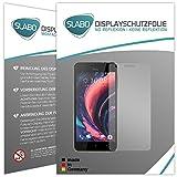4 x Slabo Bildschirmschutzfolie für HTC Desire 10 Lifestyle Bildschirmfolie Schutzfolie Folie Zubehör