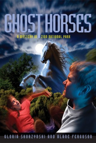 Mysteries In Our National Parks Ghost Horses A Mystery In Zion National Park