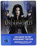 Underworld Awakening-Steelbook 3d Version [Blu-ray]