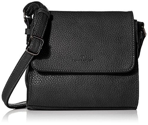 tom-tailor-acc-damen-kelli-henkeltaschen-schwarz-schwarz-60-18x7x20-cm