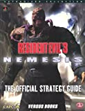 Resident Evil 3 Nemesis: Official Strategy Guide