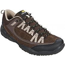 Trespass Taiga - Zapatillas de Atletismo de Cuero para Hombre