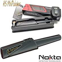Detector de metales Nokta RS Pinpointer, con luz led