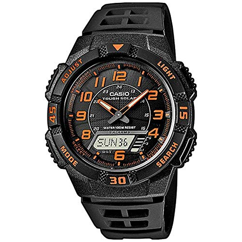 Casio Collection Herren-Armbanduhr Solar AQ-S800W-1B2VEF