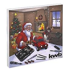 kwb Adventskalender 2018...