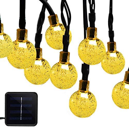 50 LED Solar String Lights Outdo...