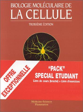 Biologie moléculaire cellule, 3e édition par Alberts Bruce