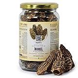 Keynote Morel Mushrooms (Dried Dark Morels without Tails) 50 g