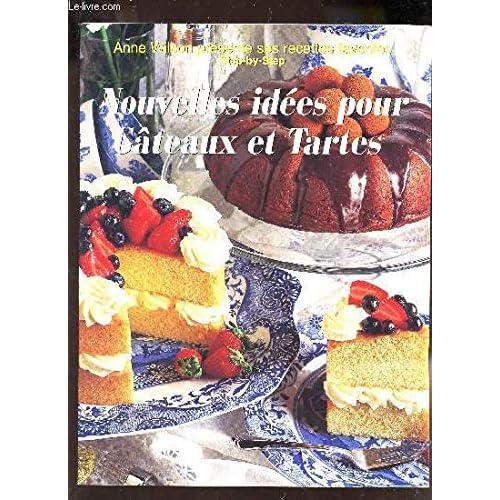 Nouvelles idées pour gâteaux et tartes