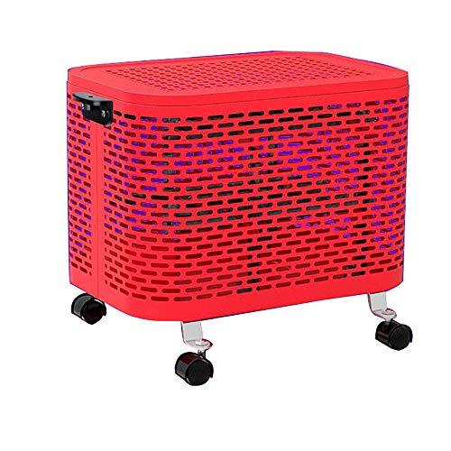 Heater FüNf-Seitiger Kohlenstoffstahl-Heizungs-Haushalts-Energiesparender Energiesparender Miniheizer, 2000W, Grill Grillte Wasser-Gestell, Knopf-Steuerung
