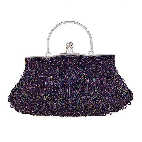 RainRR, Poschette giorno donna Purple