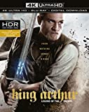 King Arthur: Legend of the Sword [4K UHD + Digital Download] [Blu-ray] [2017]