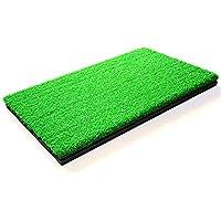 Kangsur Golf Übungsmatte Mini Portable Realistische Fairway und Rough für Indoor-Praxis