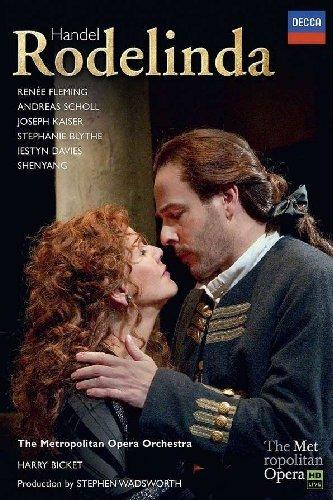 Händel, Georg Friedrich - Rodelinda [2 DVDs]