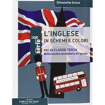 L'inglese In Schemi E Colori. Per La 3ª Classe Della Scuola Media