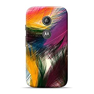 Mobile Back Cover For Motorola E2 (2nd Generation) (Printed Designer Case)