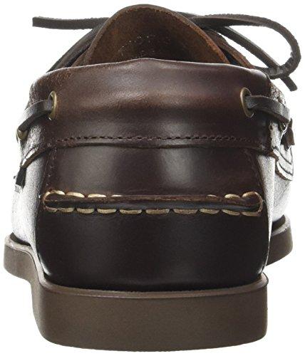 ... Pellet Tropic E17, Chaussures Bateau Homme Marron (Veau Pull Marron) ... a610d815e358