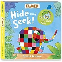 Elmer Hide And Seek Board Book