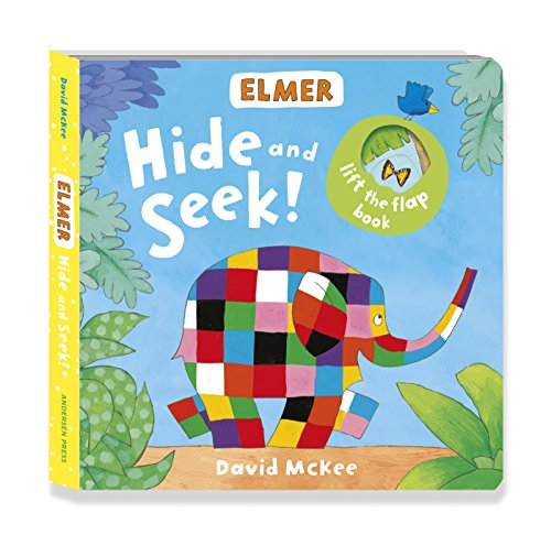 Elmer Hide And Seek Board Book