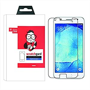 Scratchgard Tempered Glass Clear Protector Screen Guard for Samsung Galaxy J5 SM-J500F