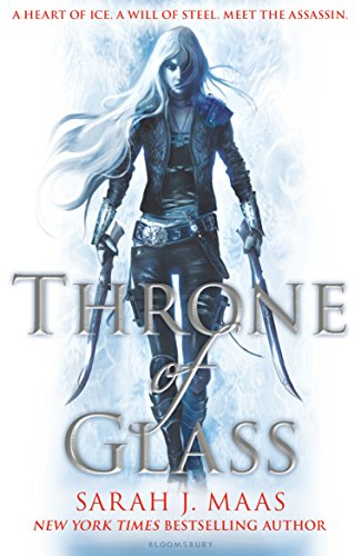 Throne of Glass by [Maas, Sarah J.]