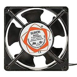 Fdit Incubator Cooling Fan Quiet Portable Air Ventilation Small Hatchery Machine Accessories 220-240V AC