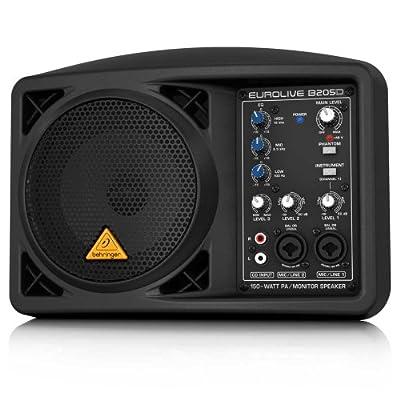 Behringer Eurolive B205D, altoparlante, cassa amplificata speaker attivo, 150 Watt prezzo scontato da Polaris Audio Hi Fi