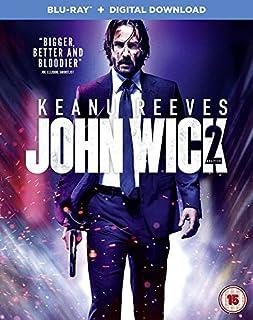 John Wick: Chapter 2 [Blu-ray + Digital Download] [2017] [Region Free] (B06VVCXPVF)   Amazon Products