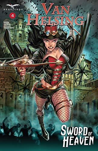 Van Helsing: Sword of Heaven #4 (English Edition), usado segunda mano  Se entrega en toda España