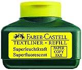 Nachfülltinte 1549 AUTOMATIC REFILL für Textliner 48 REFILL, 30 ml, gelb