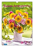 Blumen-Arrangements 2018 Großformat Großbildkalender Blumensträuße Wandkalender