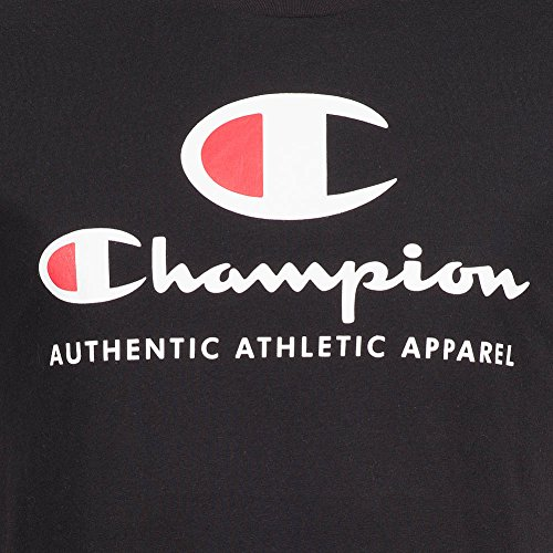 Champion Classic Tee Herren T-Shirt grau 211389-4