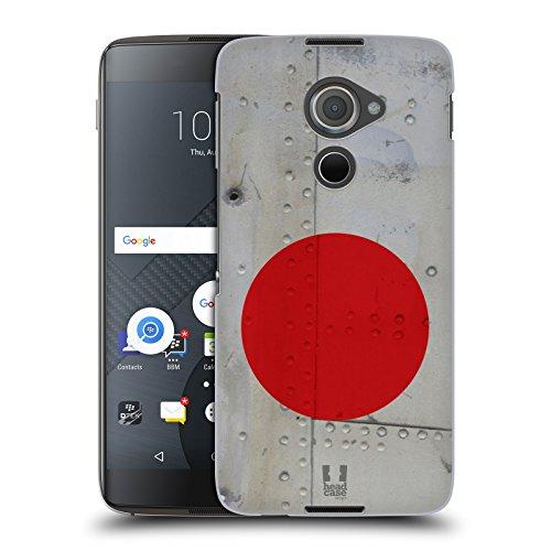 Head Case Designs Japan Nationale Flugzeugabzeichen Ruckseite Hülle für BlackBerry DTEK60