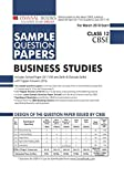 Oswaal CBSE Sample Question Papers for Class 12 Business Studies (Mar.2018 Exam)