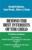 Beyond the Best Interests of the Child: 001