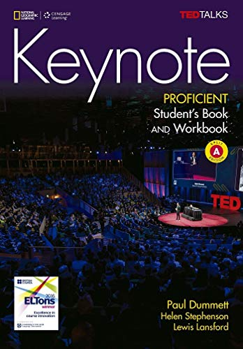 Keynote Proficient A (+ CD + DVD)