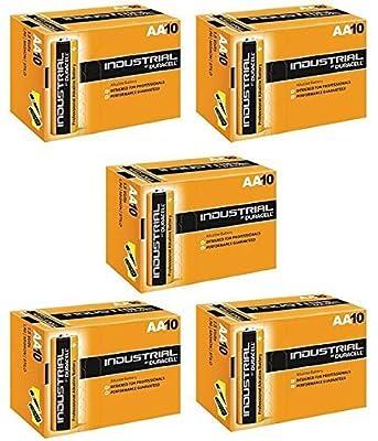 Duracell AA Industrial Alkaline Battery