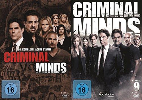 Staffeln 8+9 (10 DVDs)