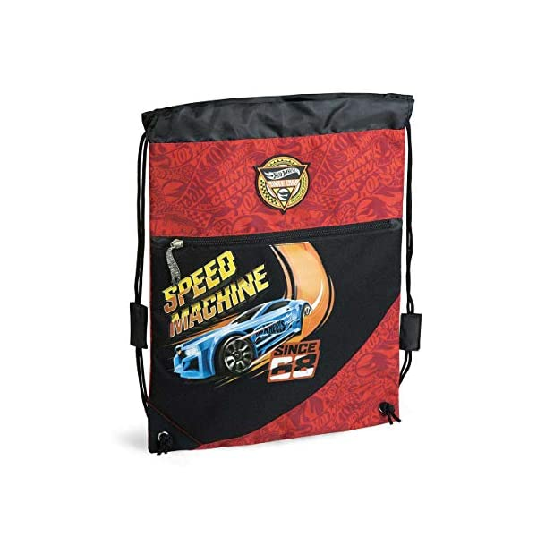 Busquets Mochila Plana Hot Wheels by DIS2