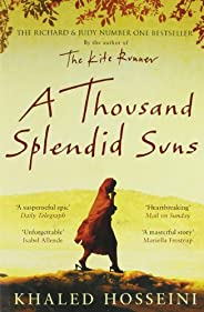The Kite Runner A Thousand Splendid Suns by Khaled Hosseini - Paperback