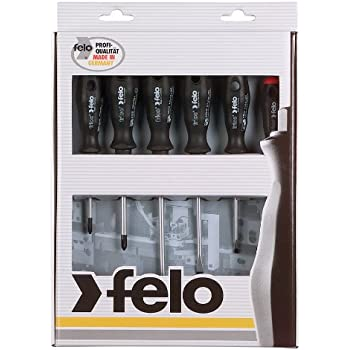Felo 00024896156 Schraubendreherbox 6-teilig