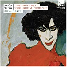 Janáček: String Quartets 1 'Kreutzer Sonata' & 2 'Intimate Letters'; Smetana: String Quartet No. 1 'From My Life'