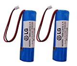 Nasa Tech Li-Ion Rechargeable 3.7V Batte...
