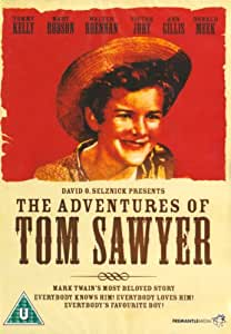 The Adventures Of Tom Sawyer [DVD] [1938]