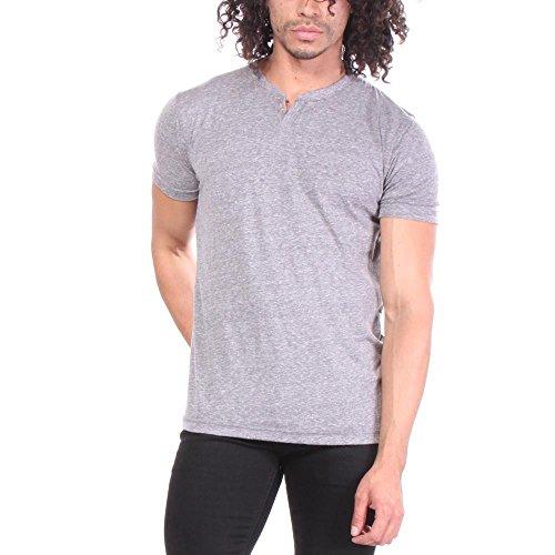 lucky-brand-button-notch-t-shirts-crew-neck-xs-herren