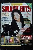SMASH HITS 15 JANVIER 1992 COVER MICHAEL JACKSON + POSTERS PATRICK BRUEL MYLENE FARMER SAUVES PAR LE GONG ROCH VOISINE