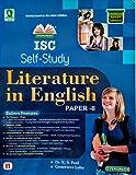 ISC SELF STUDY ENGLISH LITERATURE - CLASS 11 ( NEW SYLLABUS)