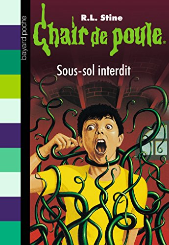 Chair de poule, Tome 17: Sous-sol interdit