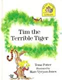 Tim the Terrible Tiger (Read Along Stories)