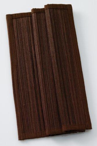 Sander 68868 Bamboo Bambus Deko Tischlaufer 33x96cm Farbe Braun Fb